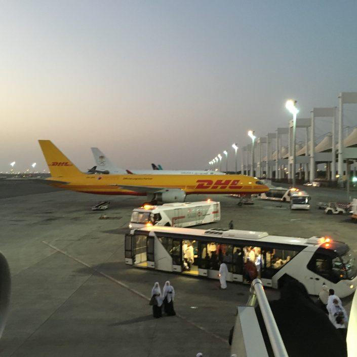 Aeropuerto Internacional de Arabia Saudí