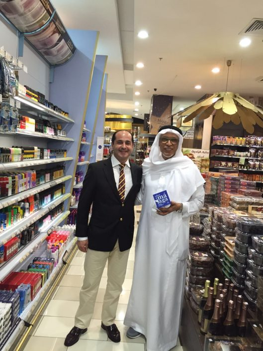 Manuel Market Arabia Saudí