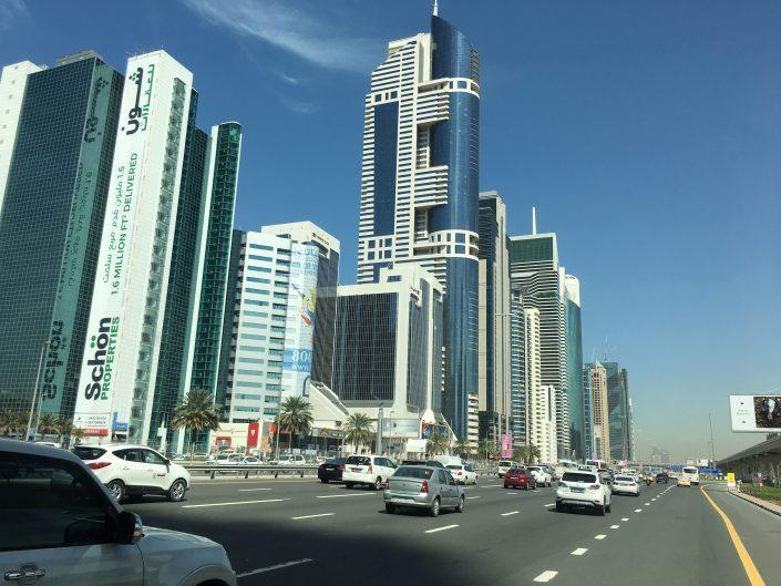 Centro de Negocios Dubai